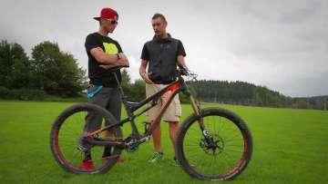 BiciLive Anteprima EuroBike 2013 Scott Genius LT