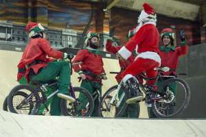 Happy Christmas from Mongoose