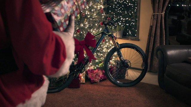 Rad Santa