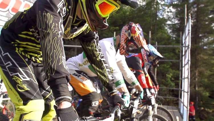 What is 4X Mountain Biking