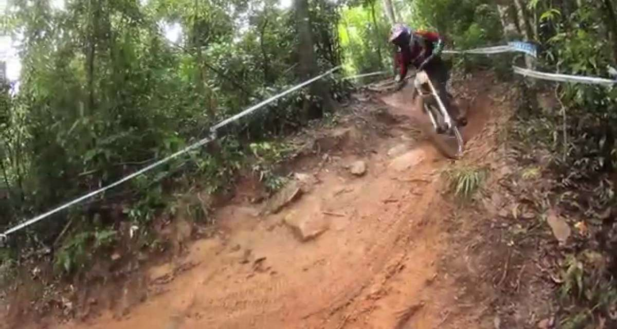 2014 UCI World Cup - Cairns - Thursday Practice