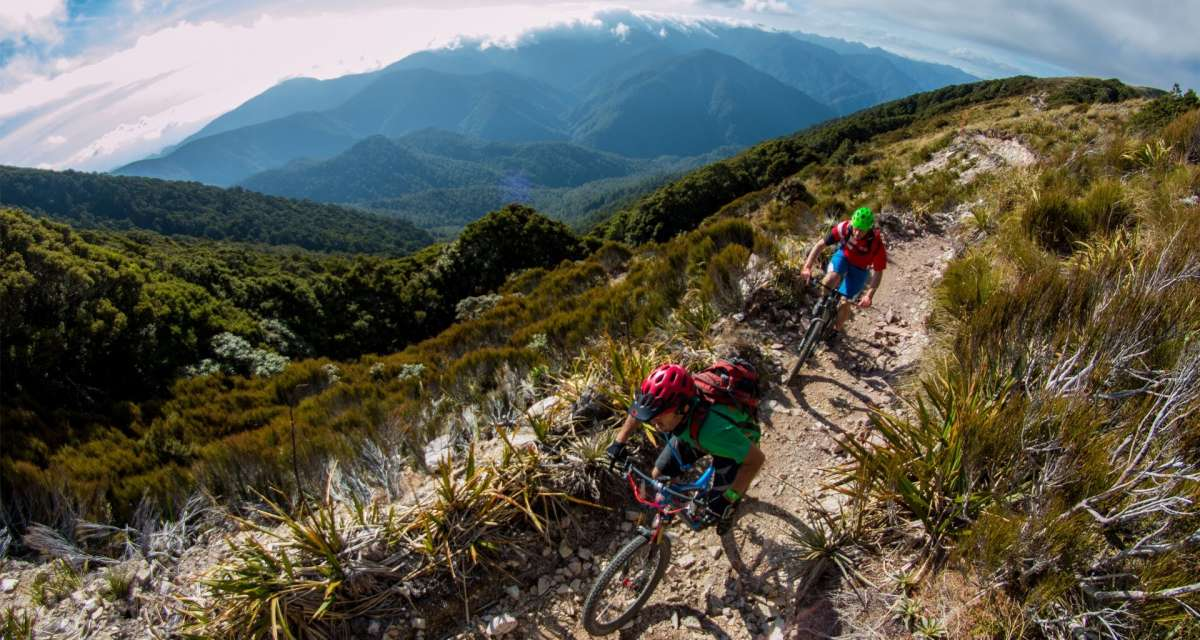 JustMTB - Discover New Zealand