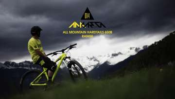 New Meta AM HT 650b 2014 / COMMENCAL all mountain hard tails range