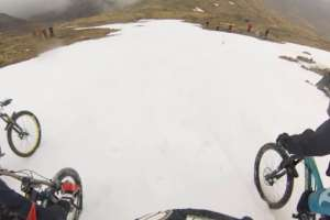 Bluegrass Enduro Tour 2014 round #02 - Glencoe - Scotland