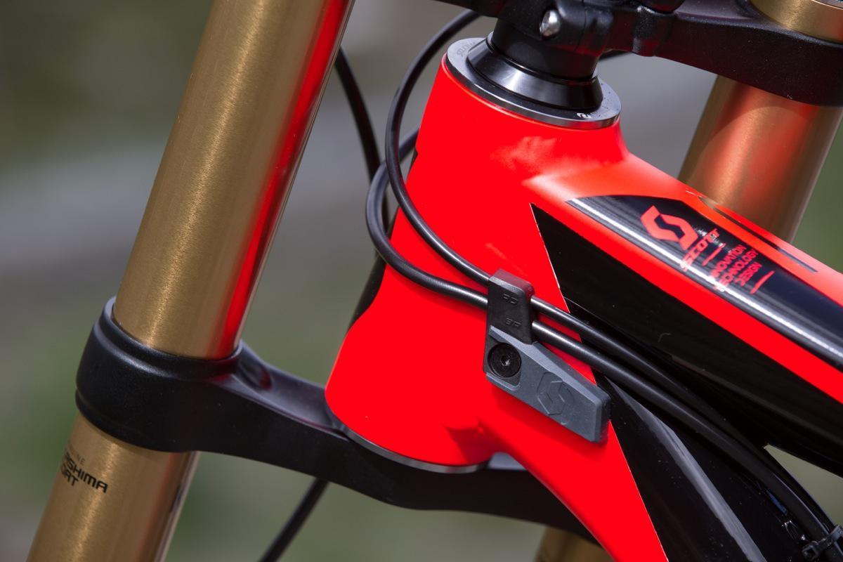 Nuovo cable stopper dalle linee pulite e non invasive