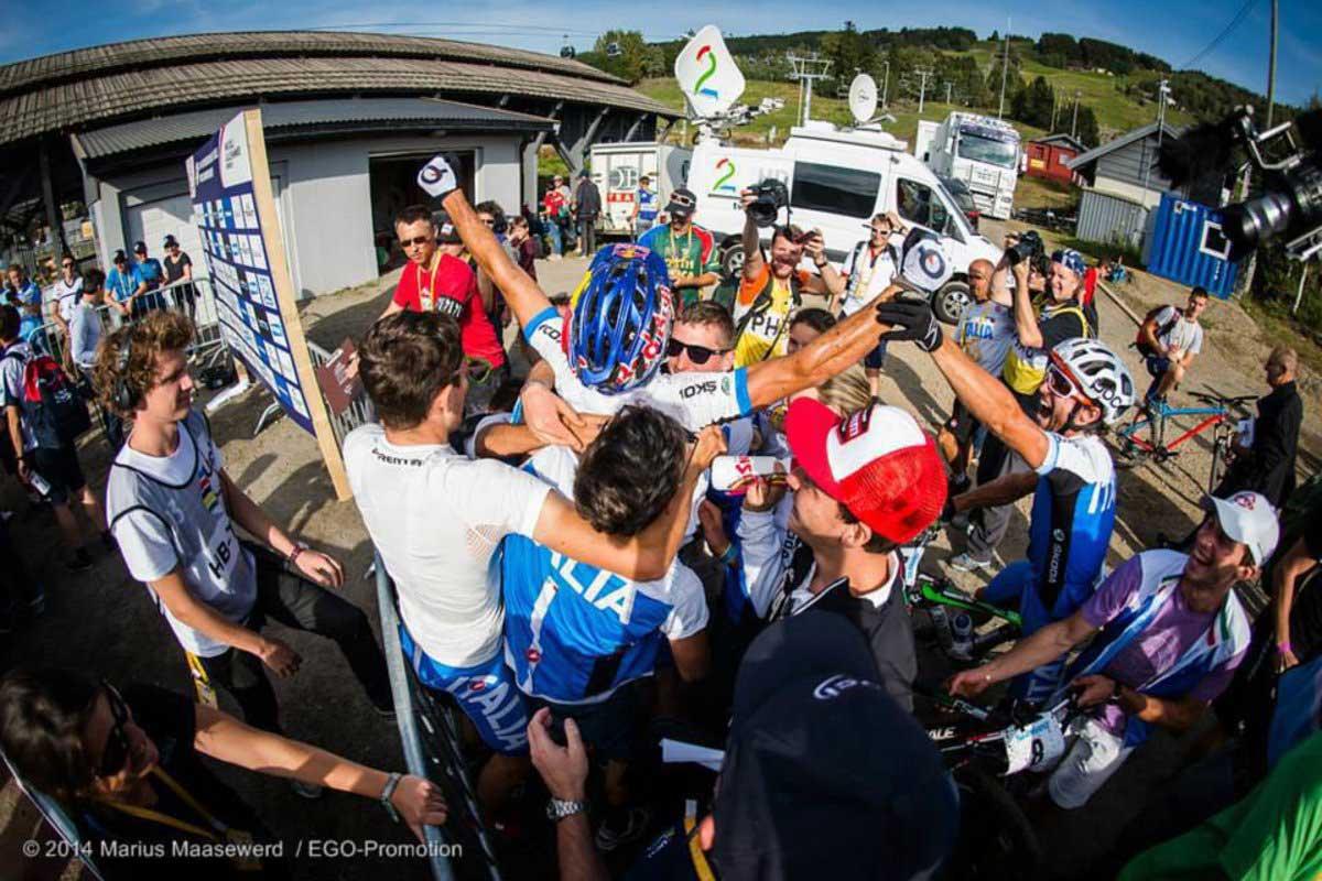 Foto di Marius Maasewerd // Fonte redbull.com