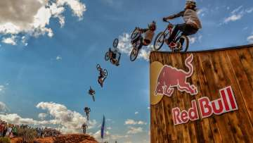 JG_McGarry Gap backflip Redbull Rampage 2013