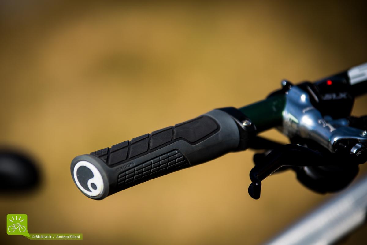Ottime le manopole Ergon GE1, le voglio anche sulla mia bici!