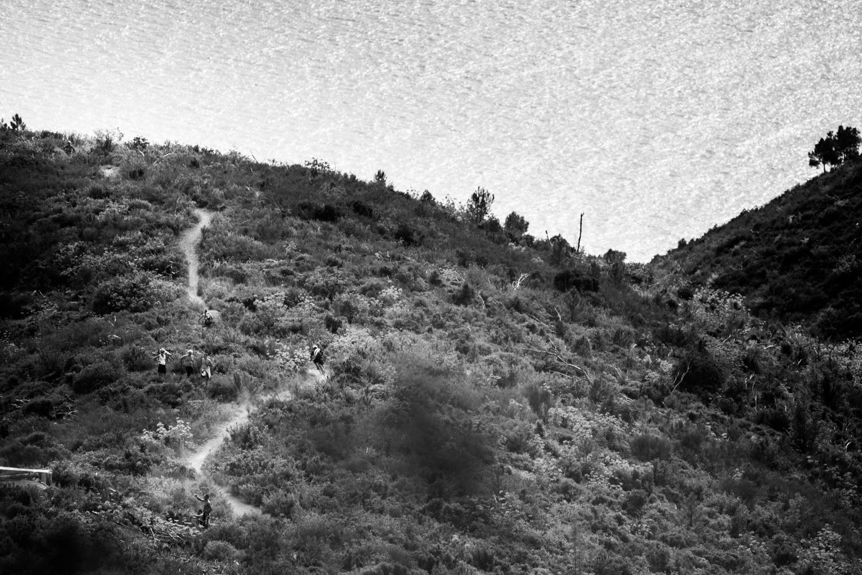 Gareggiare su trail da copertina è il sogno di ogni rider