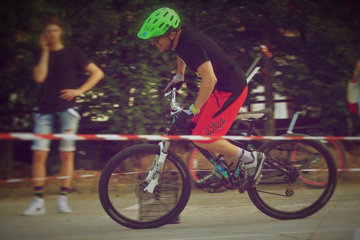 """la """"frontina"""" durate La Garetta di BiciLive quest'estate"""