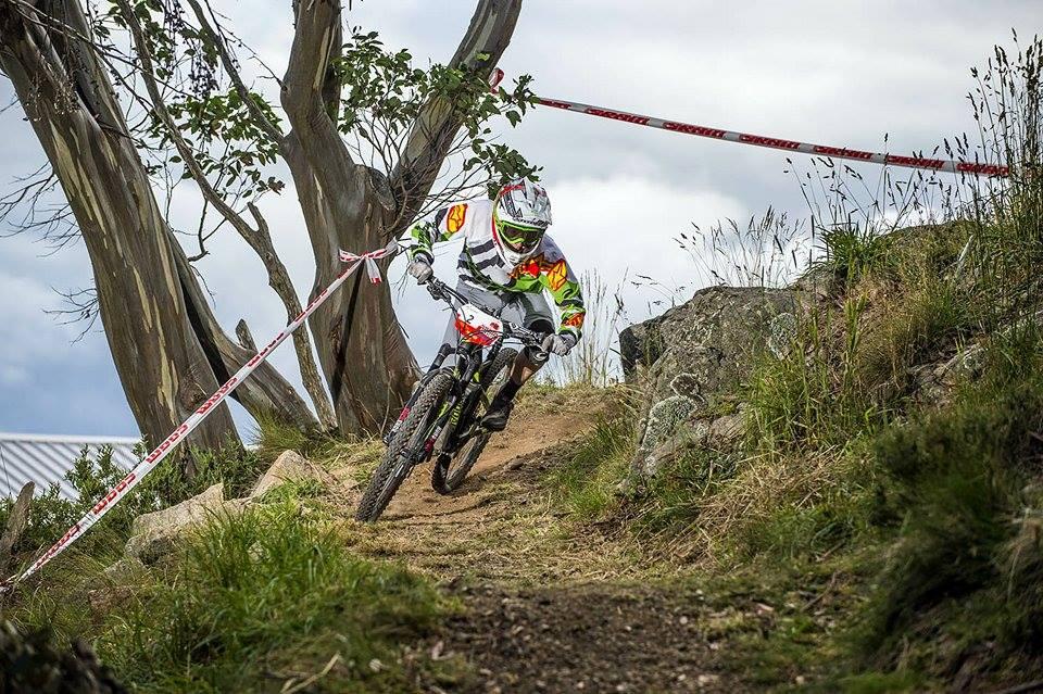 Jerome Clementz, nuova maglia e nuovi sponsor, nono ma soddisfatto, non puntava al podio (per ora!) // Foto di Andrew Railton