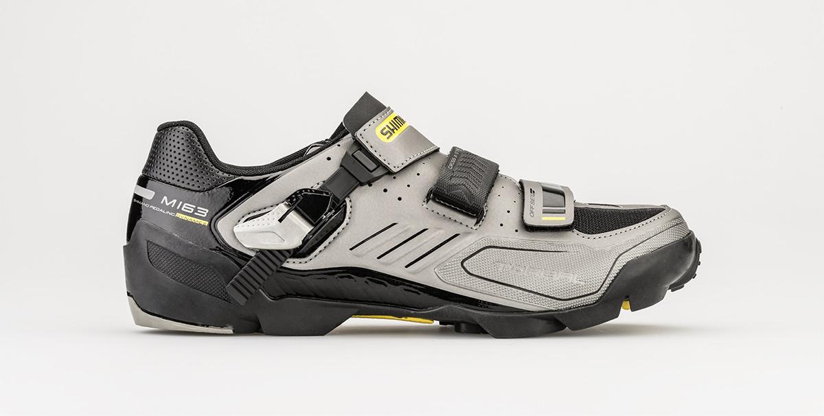 Ed ecco la nuova scarpa Shimano SPD M163G Special Edition