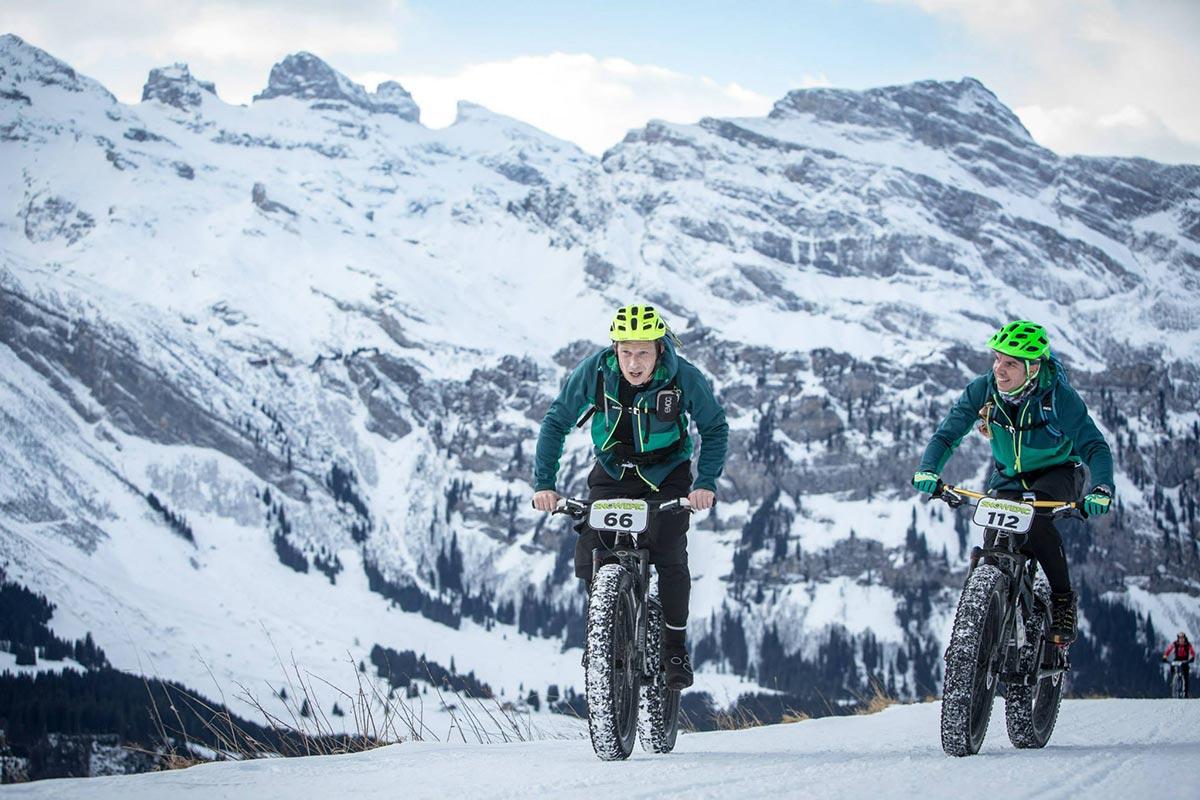 snow epic, fat bike