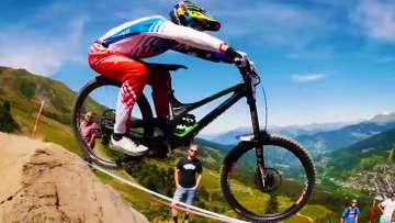 Troy Brosnan jump