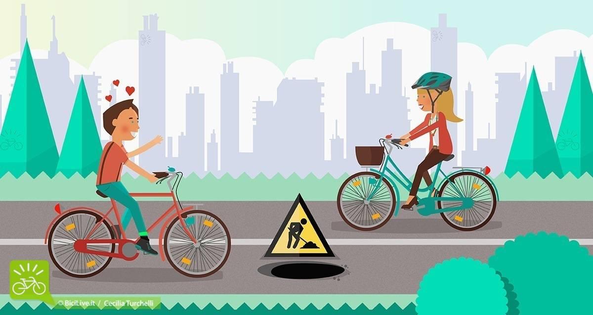 6 consigli per prepararti alla tua prima uscita in bici for Casco bici citta