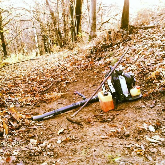 Alex e Denny si sono dati da fare sui trail di Coggiola