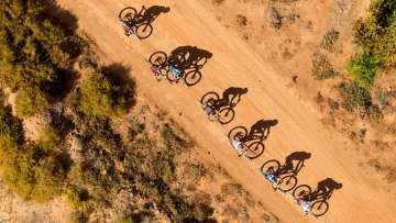 Cover // Absa Cape Epic 2015 Stage 4 Worcester