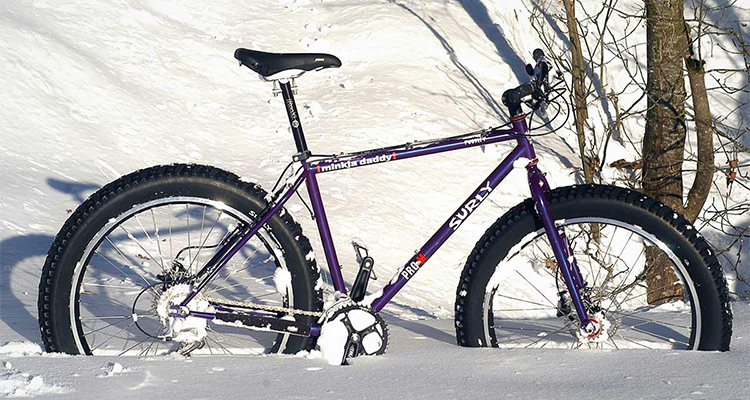 Surly Pugsley 2005, foto www.pro-mstore.com