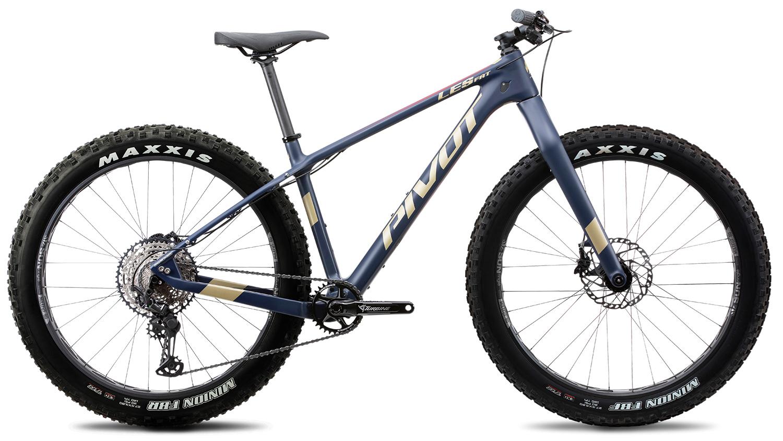 Una fat bike Pivot LES Fat