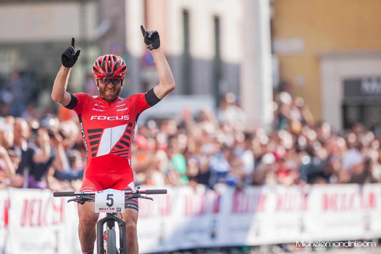 Florian Vogel vincitore del Trofeo Delcar 2015 a Motnirchiari