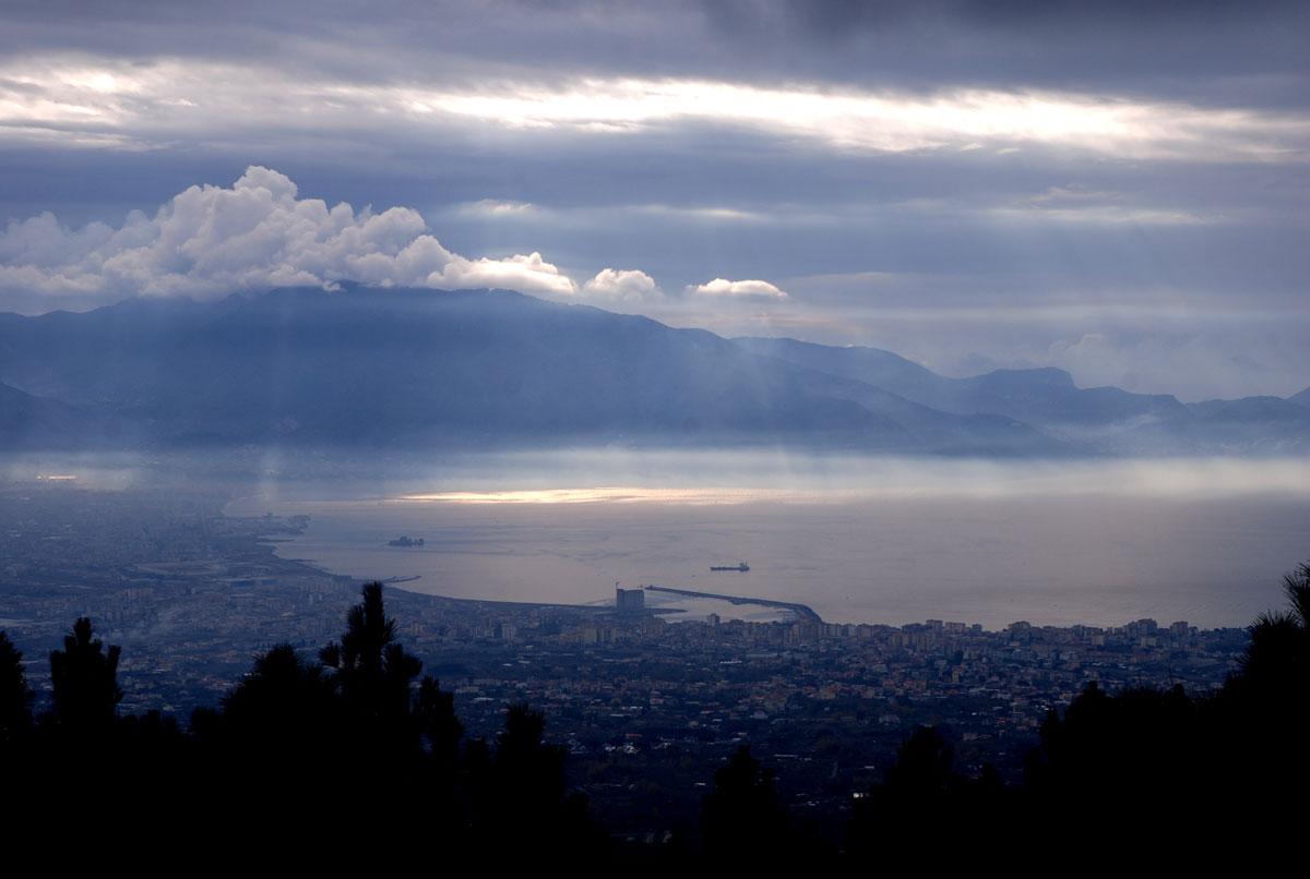 Pranzo di fine anno sul Vesuvio