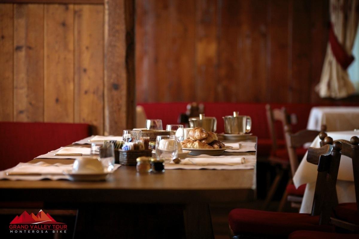 Sì, ci siamo lasciati viziare, colazione chic al Bucaneve di Bielmonte