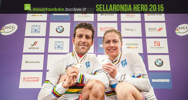 Sellaronda Hero 2015 campioni del mondo