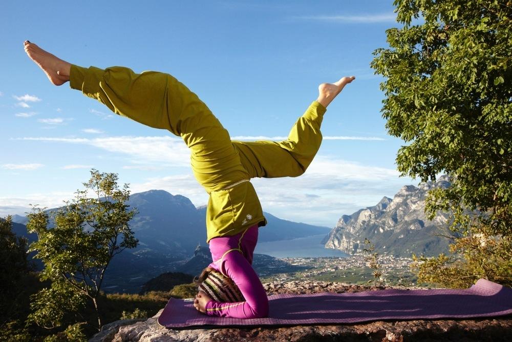 Sabato e domenica sarà possibile partecipare allo Soulglider Yoga afternoon session