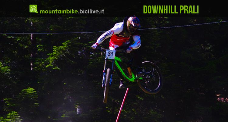 downhill-prali