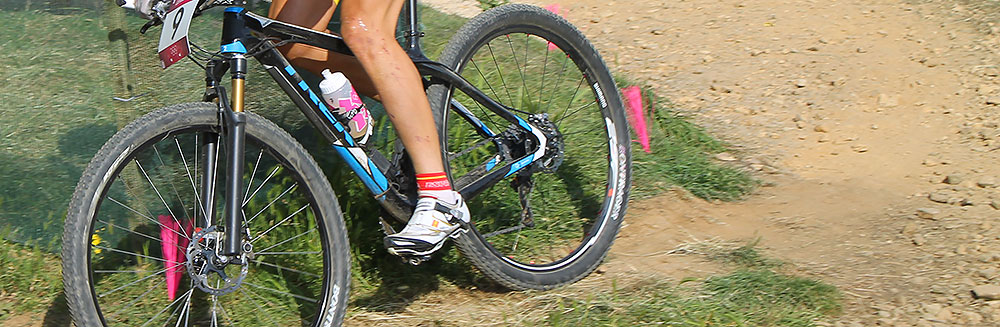 mountain bike allenamento