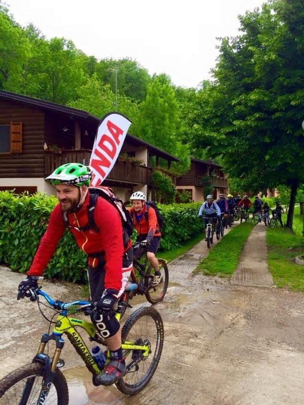 Il gruppo Bike Club Ecoday Zero Zero  diventa sempre più numeroso