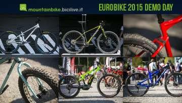 Bicilive.it è andato a curiosare tra gli stand di Eurobike per vedere quali sono state le bici 2016 più testate dal pubblico