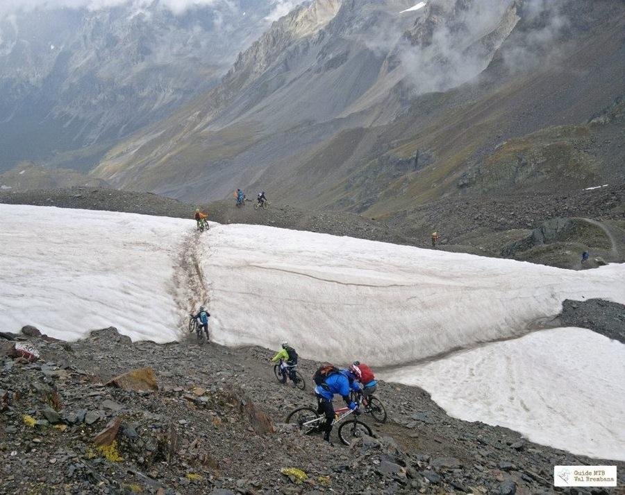 Escursione in Valtellina con la mtb