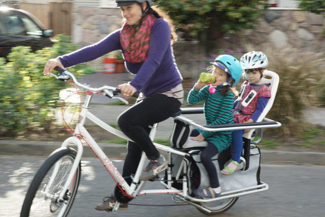 Una foto di Xtracycle di OGA