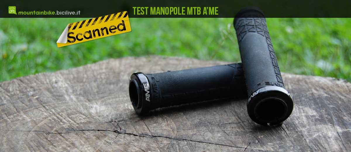 come ottenere sito affidabile nuovo elenco Test manopole mtb A'ME