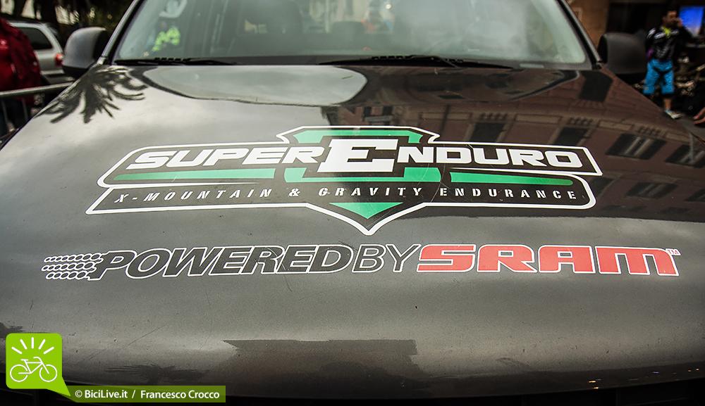 foto del pick up del Superenduro