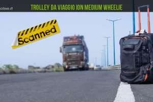 foto del trolley ION