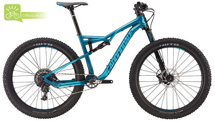 Cannondale Bad Habit 1, listino mtb Cannondale 2016