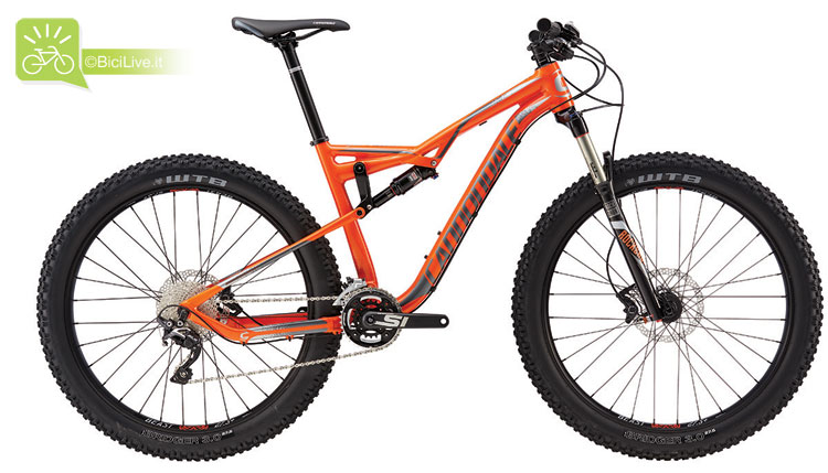 Cannondale Bad Habit 2, listino mtb Cannondale 2016