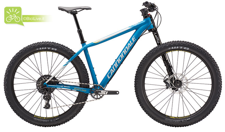 Cannondale Beast of the East 1, listino mtb Cannondale 2016