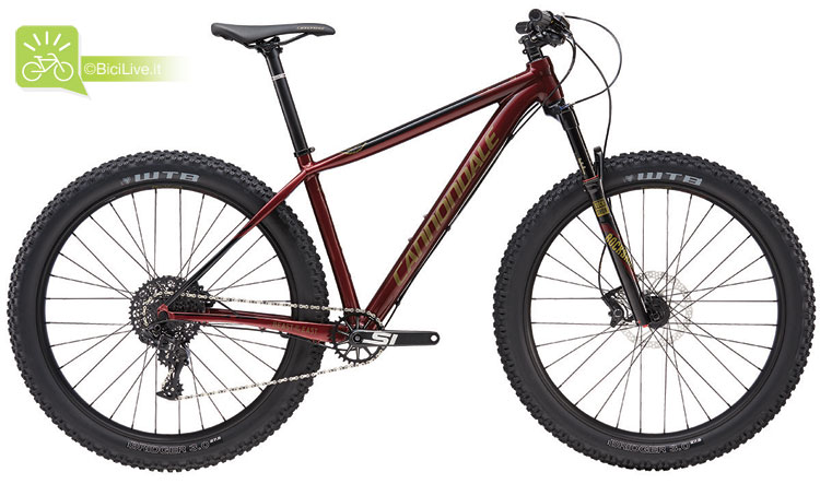 Cannondale Beast of the East 2, listino mtb Cannondale 2016