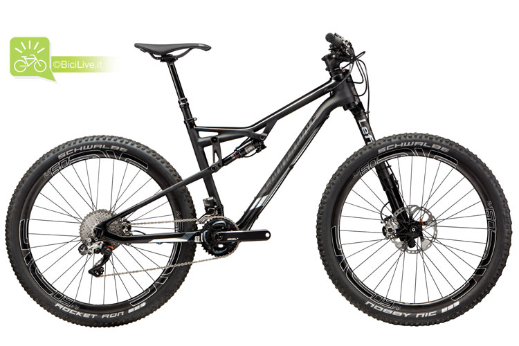 Cannondale Habit Hi-MOD Black Inc., listino mtb Cannondale 2016