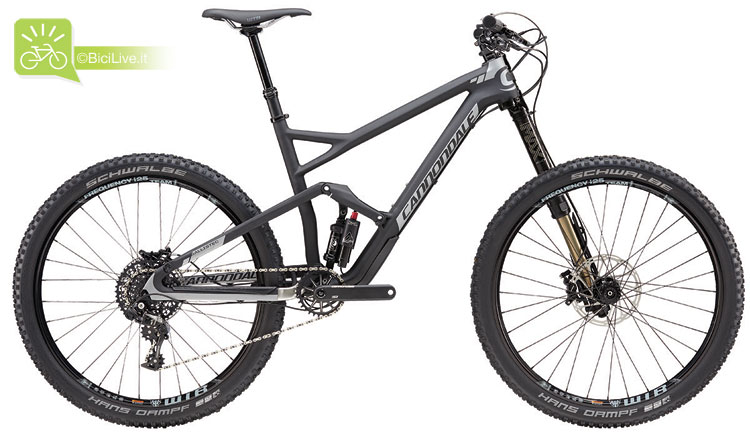 Cannondale Jekyll Carbon 2, listino mtb Cannondale 2016