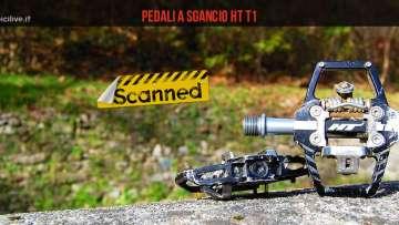 foto dei pedali a sgancio HT T1