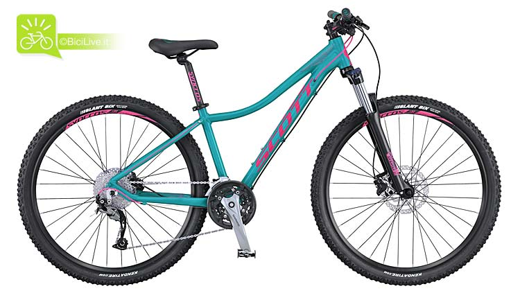 Bike Contessa 710 2016