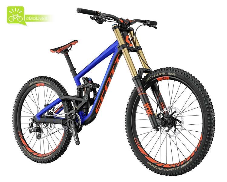Bike Gambler 710 2016