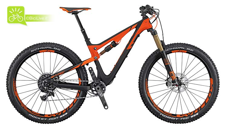 Bike Genius 700 Tuned Plus 2016