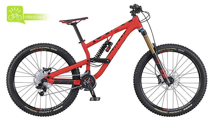 Bike Voltage FR 710 2016
