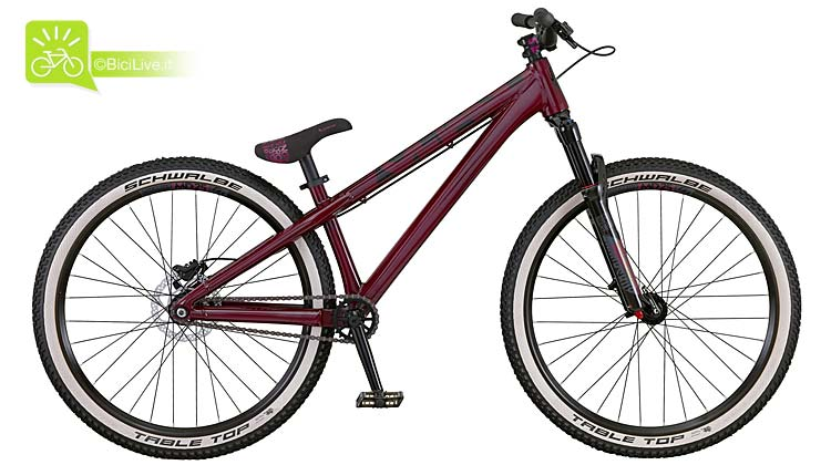 Bike Voltage YZ 0.1 2016