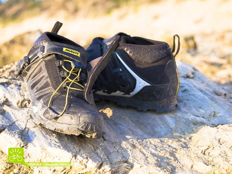foto delle scarpe mavic crossmax xl